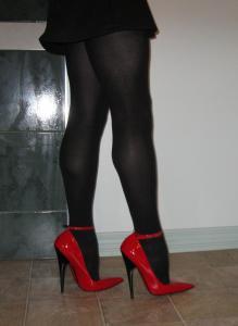 Red Pumps with Black Stiletto Heels 001.jpg