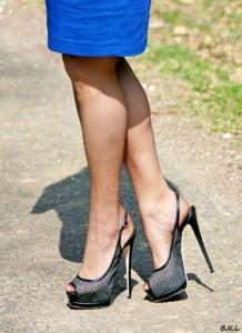 Seven Inch Giuseppe Zanotti sandals