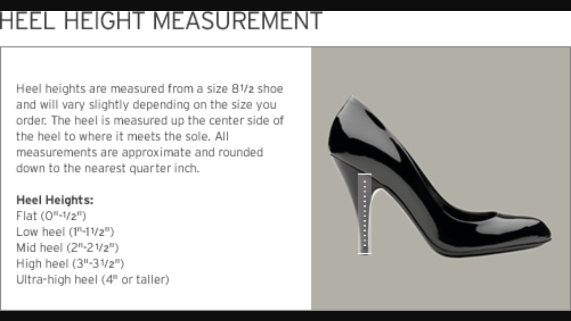 how to add height to heels