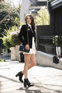 chanel brooch blazer shorts.jpg