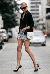 Fashion-Jackson-Nordstrom-Black-Blazer-Topshop-Denim-Cutoff-Shorts-Outfit-Christian-Louboutin-Black-Pumps-Celine-Trotteur-White-Handbag-Black-Lace-Cami-2.jpg