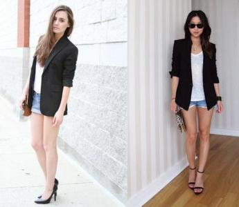 elegant-black-blazer-and-white-tee-and-denim-shorts.jpg